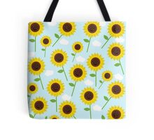 Cute Sunflowers Tote Bag