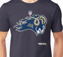 Rams of the underworld football Unisex T-Shirt