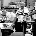 Head Technician Petronas Racing by Andrew  Makowiecki