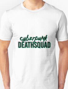 Cyberpunk DeathSquad T-Shirt
