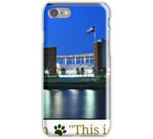 This is Bear Country iPhone Case/Skin