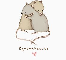 Squeakhearts Womens Fitted T-Shirt