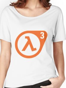 Half-Life 3 Confirmed Women's Relaxed Fit T-Shirt
