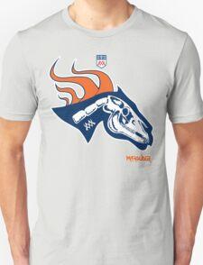Denver Football's horse:  Pestilence T-Shirt