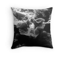 Shedd Aquarium Wild Reef Corals Throw Pillow