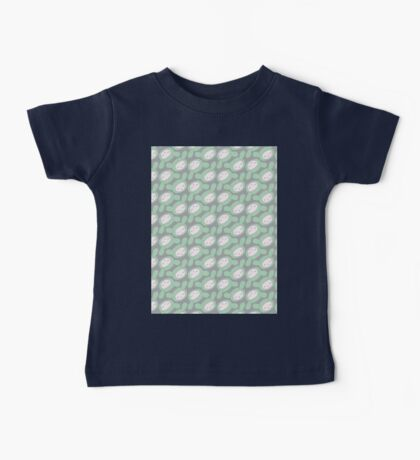 Kawaii in green. Baby Tee