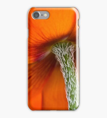 Looking out my backdoor iPhone Case/Skin