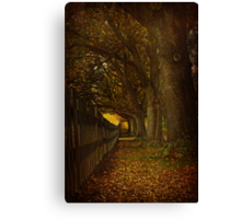 """Let us share a story, you and I, one that begins """"Once upon a time..."""" Canvas Print"""