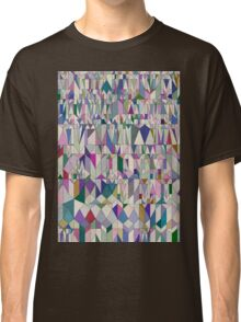 Architecture in Pink Classic T-Shirt