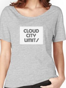 CLOUD CITY LIMITS Women's Relaxed Fit T-Shirt