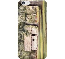 The Old Spanish House iPhone Case/Skin