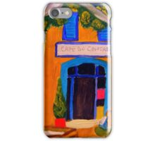 Lazing at Le Paradou iPhone Case/Skin