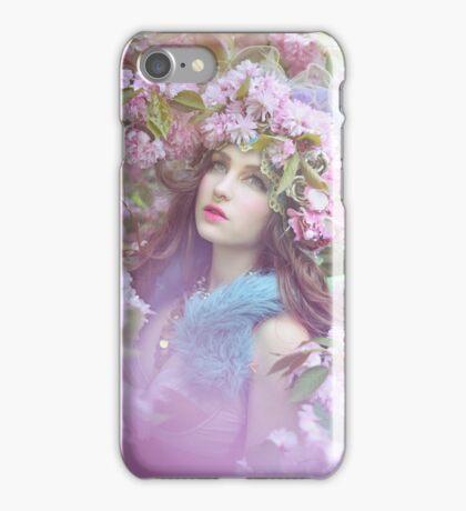 ORIENTAL CHERRIES iPhone Case/Skin