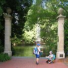 adelaide's gardens by dennis wingard