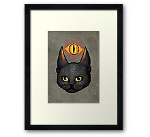 Saurpuss Framed Print