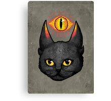 Saurpuss Canvas Print