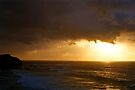 sunrise on a stormy morning six by Juilee  Pryor