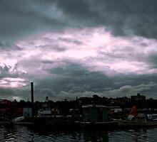 purple haze by AlexGlossop