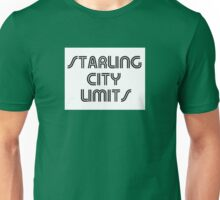 STARLING CITY LIMITS Unisex T-Shirt