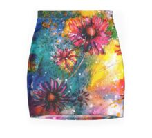 Summer's End... Pencil Skirt