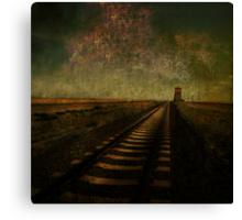 A Long Way Home Canvas Print