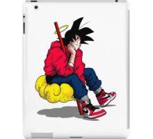Goku's Day Off iPad Case/Skin