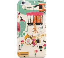 Ivan's Circus iPhone Case/Skin