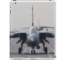 RAF Tornado GR-4 head-on iPad Case/Skin