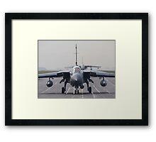 RAF Tornado GR-4 head-on Framed Print