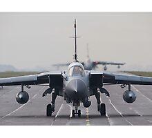 RAF Tornado GR-4 head-on Photographic Print