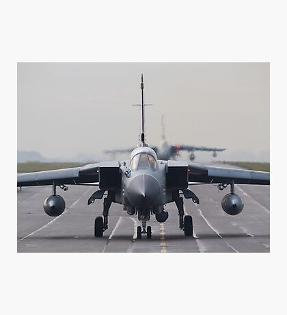 RAF Tornado GR-4 head-on Photographic Print