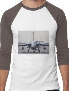 RAF Tornado GR-4 head-on Men's Baseball ¾ T-Shirt