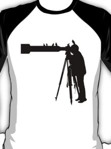 'Birdo'... No lens too long... T-Shirt