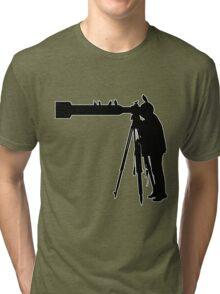 'Birdo'... No lens too long... Tri-blend T-Shirt