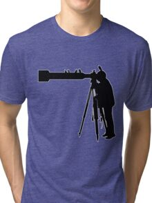 'Birdo'... No lens too long... Tri-blend T-Shirt