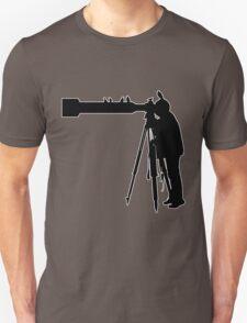 'Birdo'... No lens too long... Unisex T-Shirt