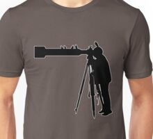 'Birdo'... No lens too long... Unisex T-Shirt