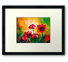 The Rhythm Of Life Framed Print