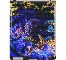 Fire and Ice Abstract iPad Case/Skin