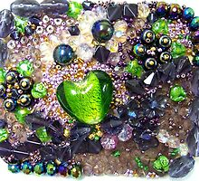 Bead Mosaic by Erica Long