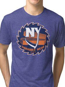 Deadly NY Hockey Tri-blend T-Shirt