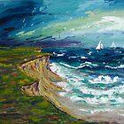 Cliff Line by Claudia Hansen