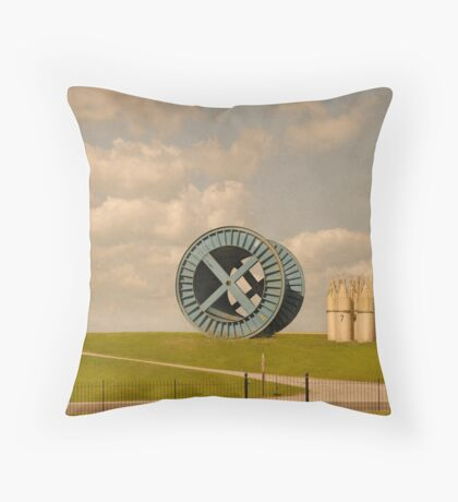 The Witnesses Throw Pillow