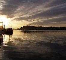 Oslo Sunrise by focus2focus