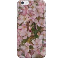 Tiled Apple Blossoms iPhone Case/Skin
