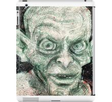 Gollum iPad Case/Skin