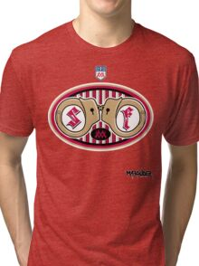 San Francisco Football Tri-blend T-Shirt