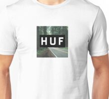 sup | Huf N Wood Unisex T-Shirt