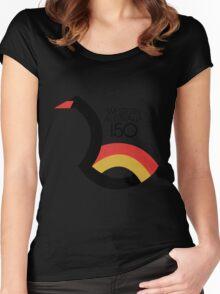 Western Australia 150 Women's Fitted Scoop T-Shirt