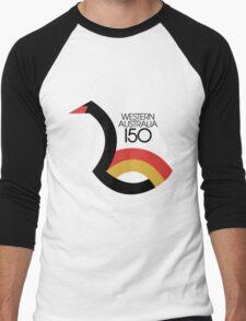 Western Australia 150 Men's Baseball ¾ T-Shirt
